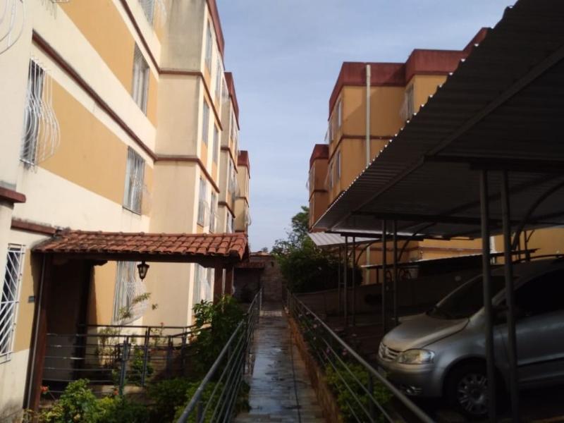Apartamento com 3 dormitórios para alugar, 60 m² por R$ 750/mês - Sao Joao Batista - Belo Horizonte/MG Foto 22