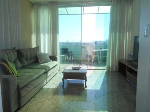 Foto Apartamento Triplex com 3 dormitórios à venda, 172 m² por R$ 650.000,00 - Esplanada - Belo Horizonte/MG