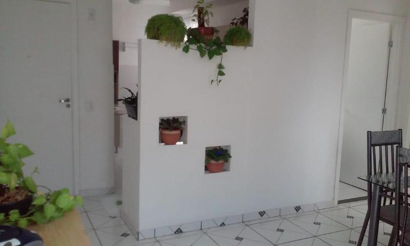 Apartamento à venda, 44 m² por R$ 150.000,00 - Granja Santa Inês (São Benedito) - Santa Luzia/MG Foto 2