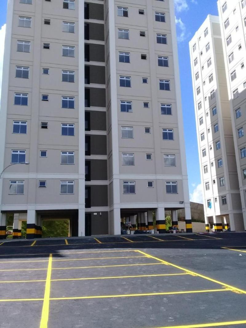 Apartamento na avenida Brasília à venda, 47 m² por R$ 182.000 - São Benedito - Santa Luzia/MG Foto 10