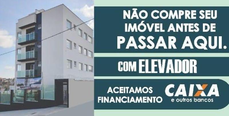 Apartamento com 2 dormitórios à venda, 55,38 m² por R$ 180.000 - Novo Centro - Santa Luzia/MG Foto 1