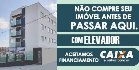 Foto Apartamento com 2 dormitórios à venda, 55,38 m² por R$ 180.000 - Novo Centro - Santa Luzia/MG