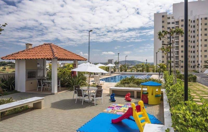 Apartamento com 2 dormitórios à venda, 55 m² por R$ 275.000 - Jardim Guanabara - Belo Horizonte/MG Foto 2