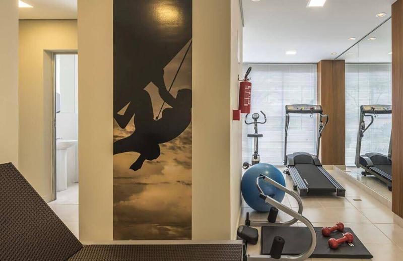 Apartamento com 2 dormitórios à venda, 55 m² por R$ 275.000 - Jardim Guanabara - Belo Horizonte/MG Foto 3