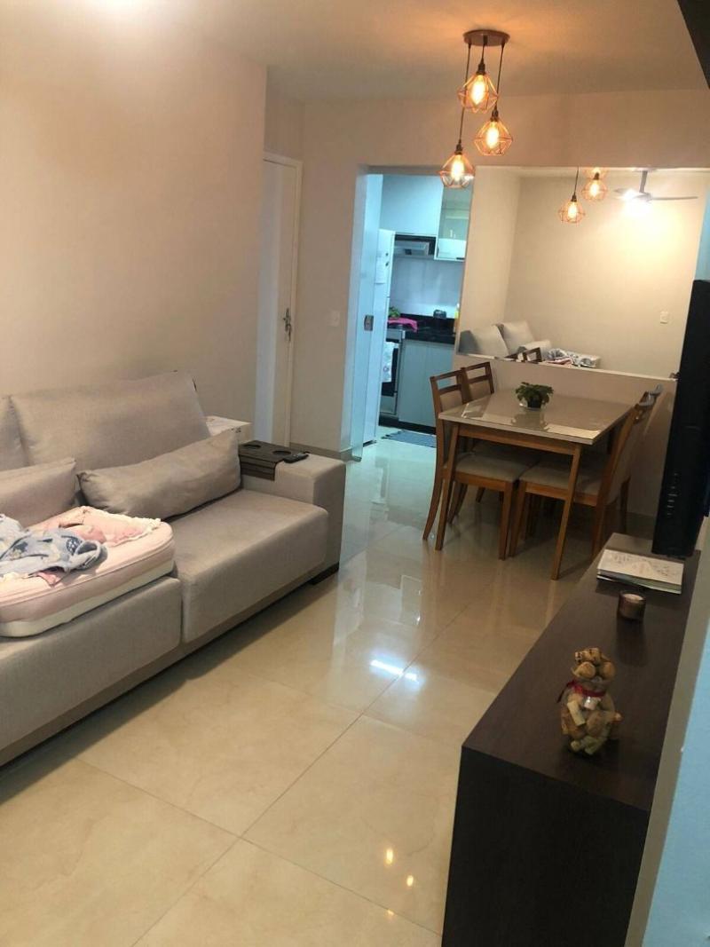 Apartamento com 2 dormitórios à venda, 55 m² por R$ 275.000 - Jardim Guanabara - Belo Horizonte/MG Foto 12