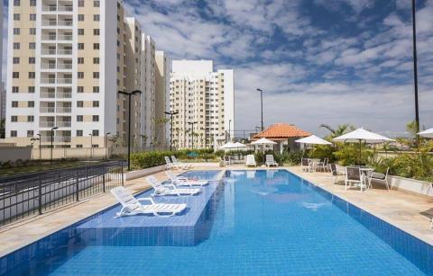 Foto Apartamento com 2 dormitórios à venda, 55 m² por R$ 275.000 - Jardim Guanabara - Belo Horizonte/MG