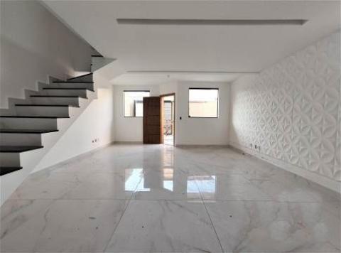 Foto Casa com 3 dormitórios à venda, 175 m² por R$ 580.000 - Jardim Leblon - Belo Horizonte/MG