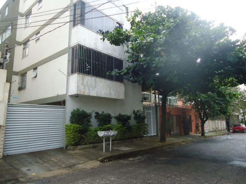 Apartamento com 3 dormitórios para alugar, 120 m² por R$ 1.500,00 - Santa Lúcia - Belo Horizonte/MG Foto 8