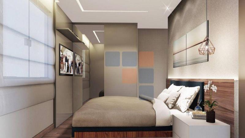 Apartamento com 2 dormitórios à venda, 57 m² por R$ 380.000,00 - Nova Suíssa - Belo Horizonte/MG Foto 15