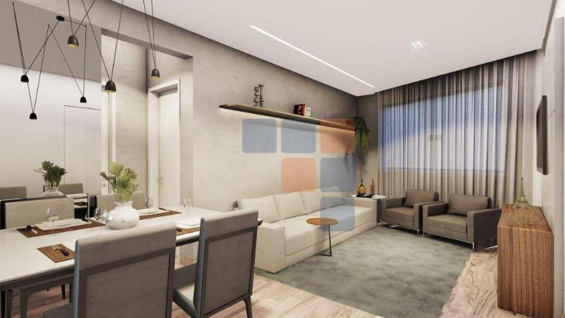 Apartamento com 2 dormitórios à venda, 57 m² por R$ 380.000,00 - Nova Suíssa - Belo Horizonte/MG Foto 18