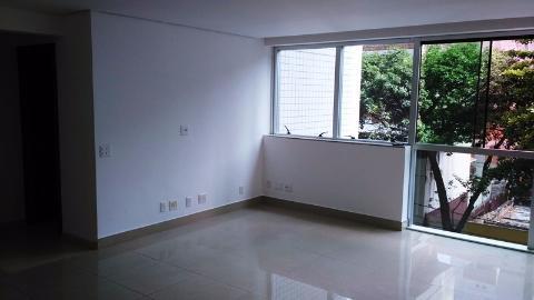 Foto Apartamento para aluguel, 2 quartos, 1 suíte, 2 vagas, Lourdes - Belo Horizonte/MG