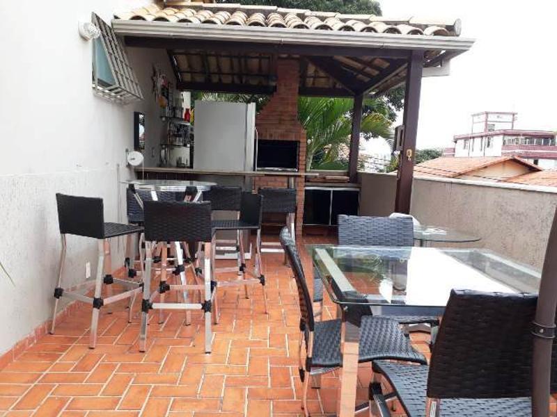 Casa localizado em Prado. 3 quartos (2 suítes), 5 banheiros e 3 vagas. Foto 14