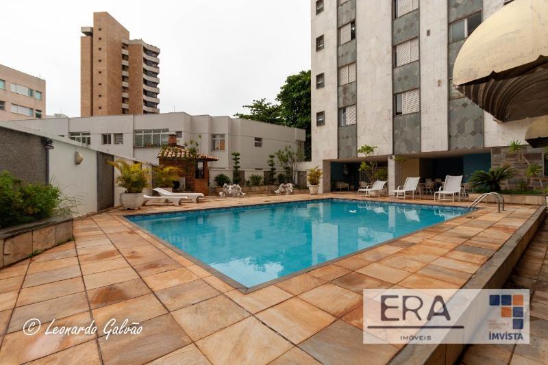 Apartamento localizado em Sion. 4 quartos (1 suítes), 3 banheiros e 2 vagas. Foto 13