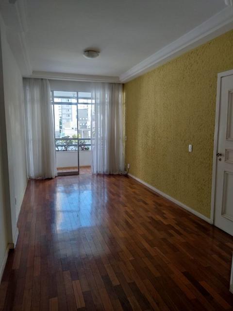 Foto Apartamento localizado em Coração De Jesus. 2 quartos (1 suítes), 3 banheiros e 2 vagas.